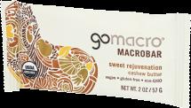 Gomacro Macrobar Vegan Bar 2 oz. product image.