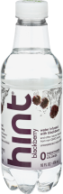 Hint Blackberry Water 16 fl oz. product image.