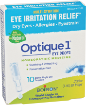 Optique Eye Drops product image.