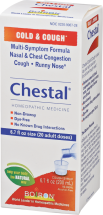 Chestal Adult Cold & Cough Syrup product image.