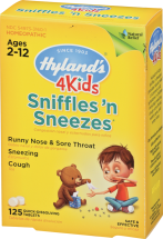 4Kids Sniffles N Sneez product image.
