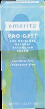 Pro-Gest Natural Balancing Cream product image.
