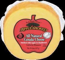 Smoked Gouda Round product image.