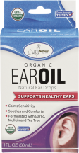 Organic Ear Oil product image.