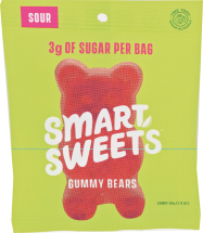 Seriously Sour Gummy Bears product image.