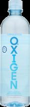 Oxigen Oxygenated Water 20 fl oz. product image.