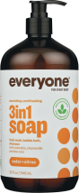 Everyone Men's Soap Cedar Citrus product image.