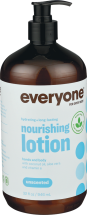 Everyone Lotion Unscented product image.