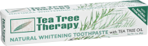 Tea Tree Therapy Toothpaste Whitening Toothpaste 3 oz. product image.