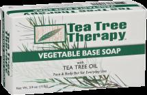Vegetable Base Bar Soap product image.
