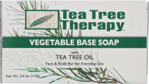 Vegetable Base Soap product image.