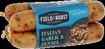 Vegan Italian Sausage product image.