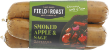 Smoked Apple Sage Vegan Sausage product image.