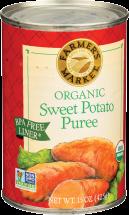 Sweet Potato Puree product image.