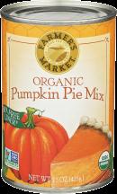 Pumpkin Pie Mix product image.