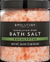Eucalyptus Bath Salt product image.