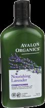 Avalon Organics Conditioner Nourishing Lavender 11 oz. product image.