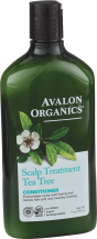 Avalon Organics® Conditioner  Scalp Treatment Tea Tree 312 g product image.