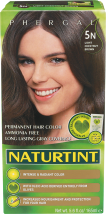 Hair Color 5N Light Chestnut Brown product image.