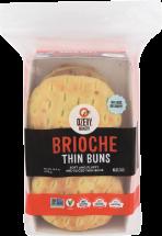 Brioche Buns product image.