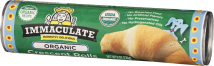 Organic Crescent Rolls product image.