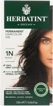 Hair Color,1n,Black product image.