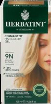 Herbatint® Permanent Hair Color Honey Blonde 9N 135 ml product image.