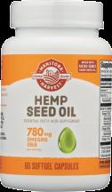 Hemp Oil product image.