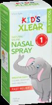 Xlear Kids Nasal Spray 0.75 oz product image.