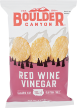Red Wine Vinegar Potato Chips product image.