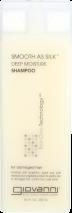 Giovanni Shampoo Smooth As Silk Shampoo 8.5 fl oz. product image.