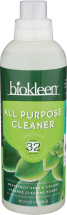 Biokleen Household Cleaners All Purpose Cleaner Concentrate 32 fl oz. product image.