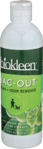 Biokleen Household Cleaners Bac Out Stain & Odor Eliminator 16 fl oz. product image.