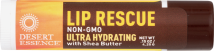 Shea Butter Lip Rescue product image.