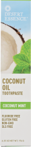 Coconut Oil Toothpaste product image.