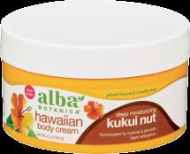 Hawaiian Kukui Body Cream  product image.