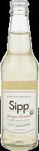 Sipp® Sparkling Beverage Ginger Blossom 12 oz product image.