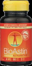 Bioastin Bioastin 4mg 60 gel caps product image.