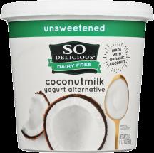 Coconutmilk Yogurt  product image.