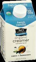Coconutmilk Coffee Creamer product image.