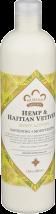 Nubian Heritage Indian Hemp & Haitian Vetiver Lotion 13 fl oz. product image.