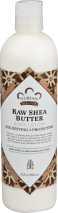 Raw Shea Butter Lotion product image.