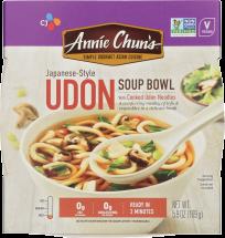 Annie Chun's® Soup Bowl Udon 5.9 oz product image.