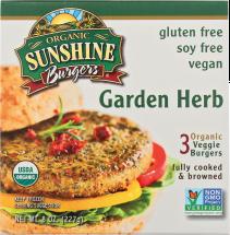 Veggie Burger product image.