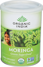 Moringa product image.