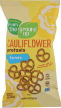 Cauliflower Pretzels product image.
