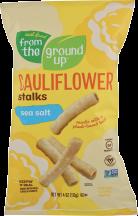 Sea Salt Cauliflower Stalks product image.