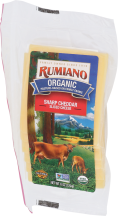 Assorted Organic Sliced Cheese product image.
