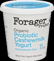 Organic Dairy-Free Cashewmilk Yogurt U product image.