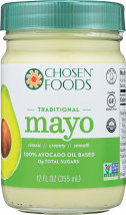 Avocado Oil Mayo product image.